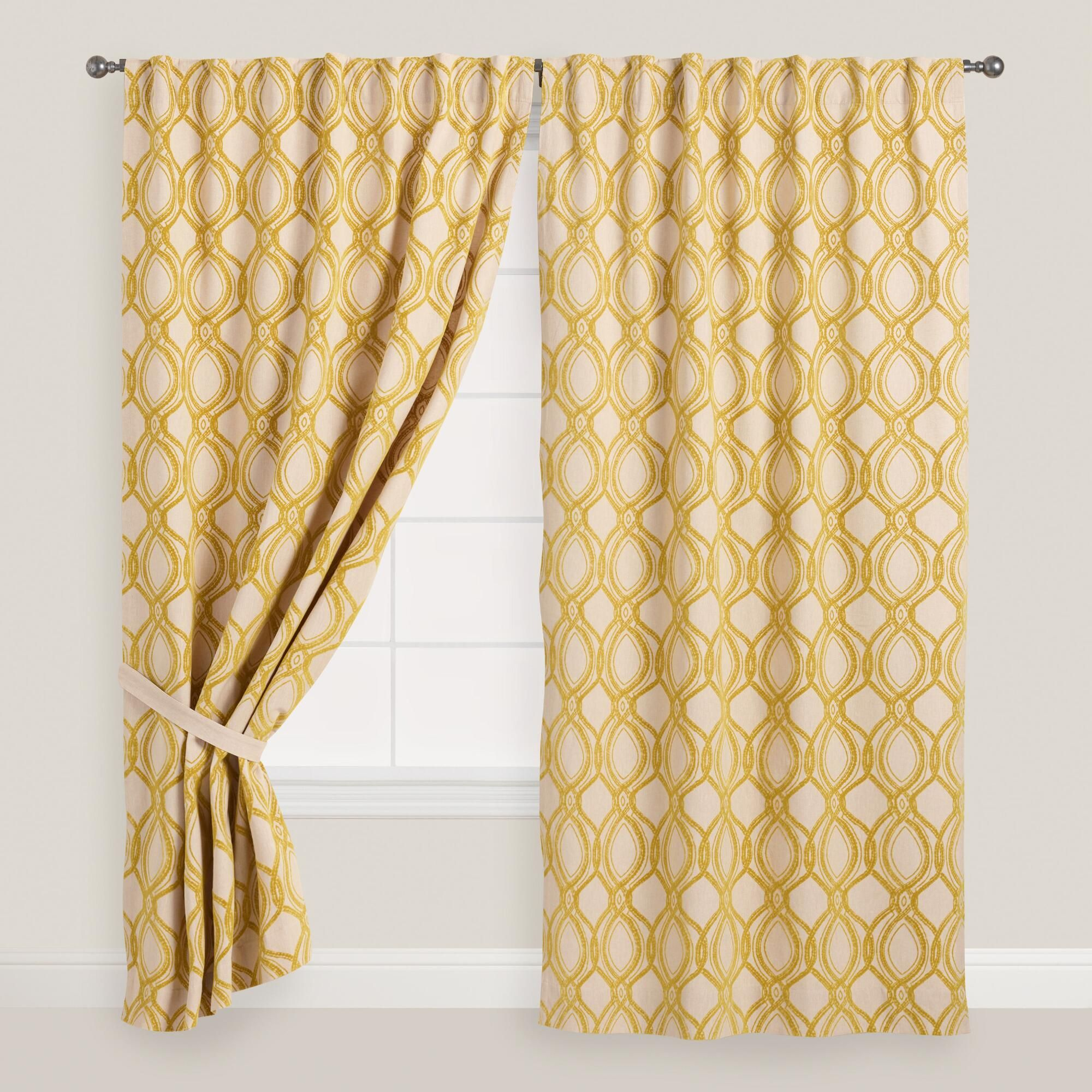 curtain trellis pattern shower target curtains fabric info moroccan concassage