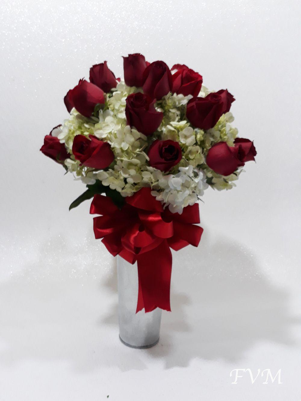Rosas Rojas De Amor Flowers Arrangements Arreglos