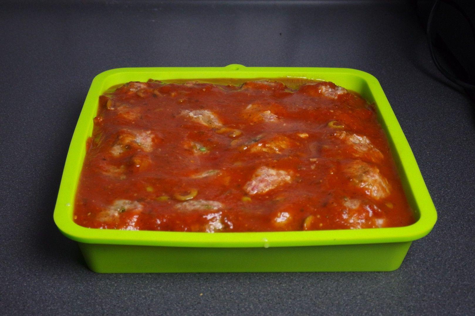 Томатный соус для диеты дюкан