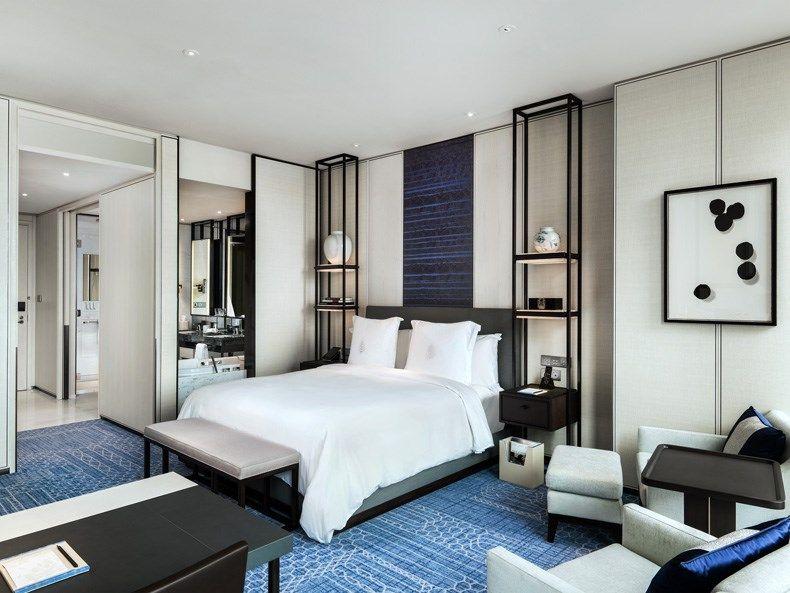 韩国首尔四季酒店 bedroom bedroom hotel room design modern