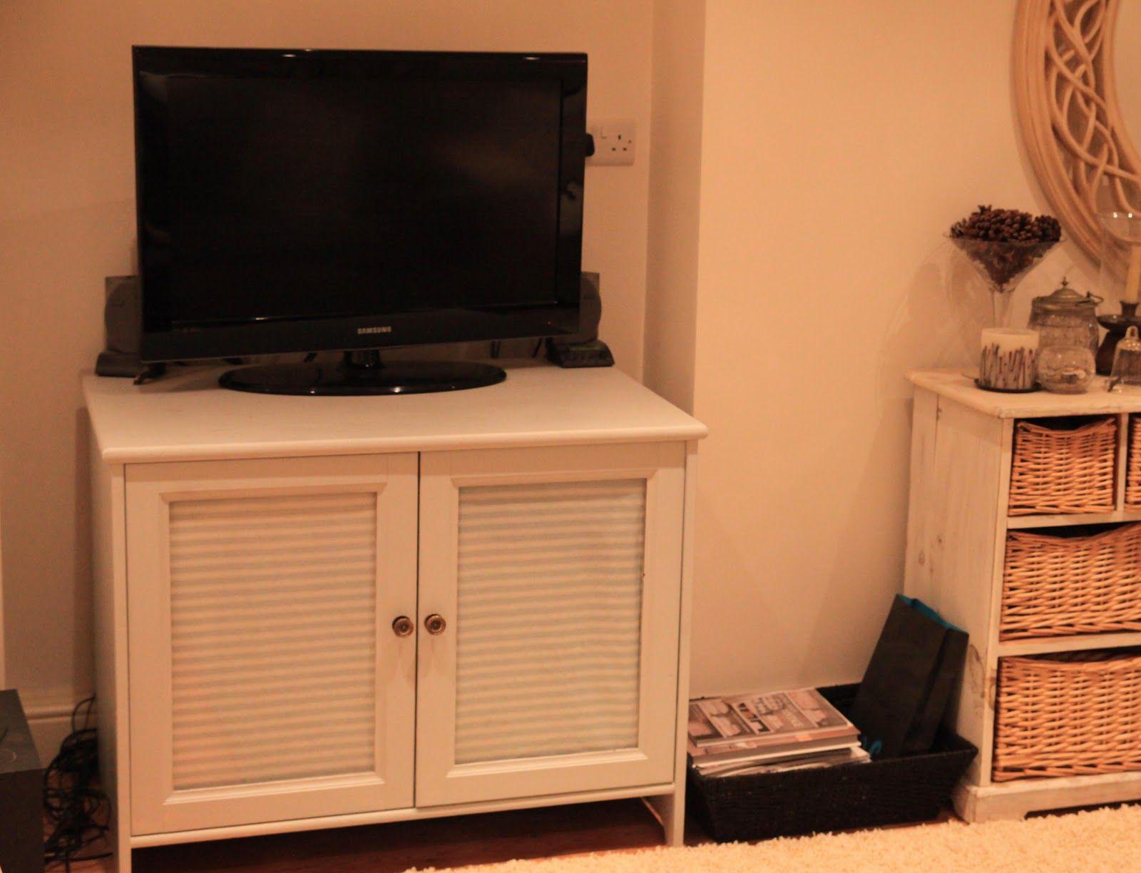 Ikea Küchenbuffet ~ Bumblebee cottage: ikea hack leksvik tv stand painted diy