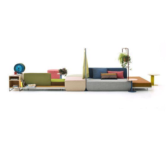 Modular sofa systems   Seating   Bikini Island Landscape   Moroso ... Check it out on Architonic