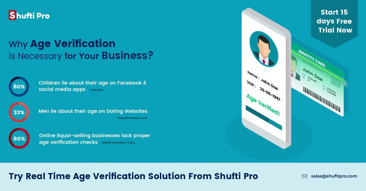 Why #age #verification is so important for your business In