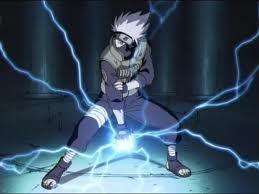 Kakashi S Lightning Blade Samurai Anime Kakashi Hatake Kakashi
