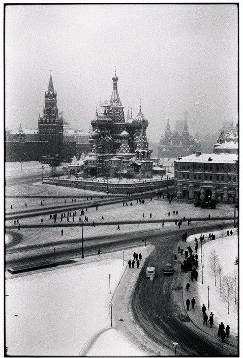 "Elliott Erwitt "" USSR""   46 фотографий"