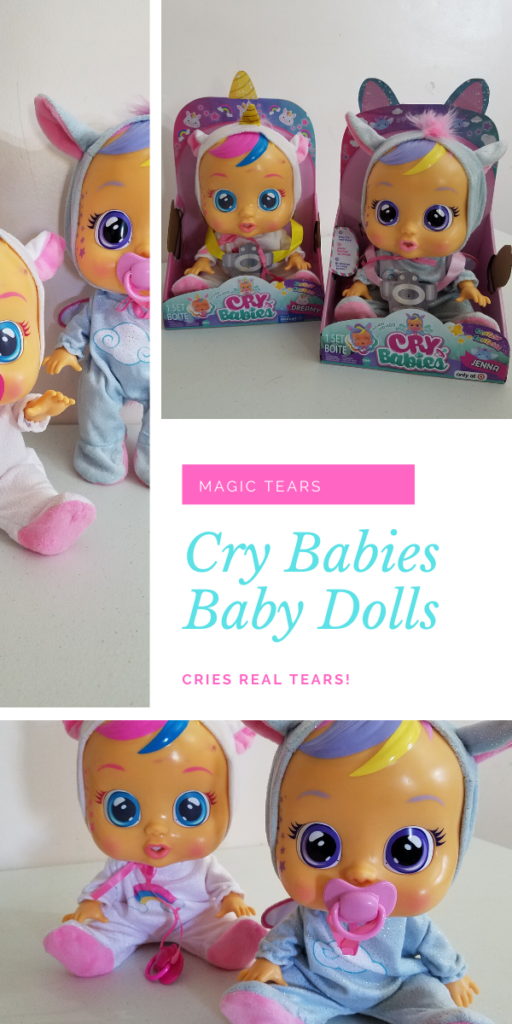 CryBabies Magic Tears Dolls Review Cry baby, Dolls, Baby