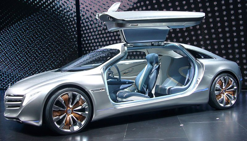 Mercedes-Benz F125 – (named for 125th anniversary of benz).