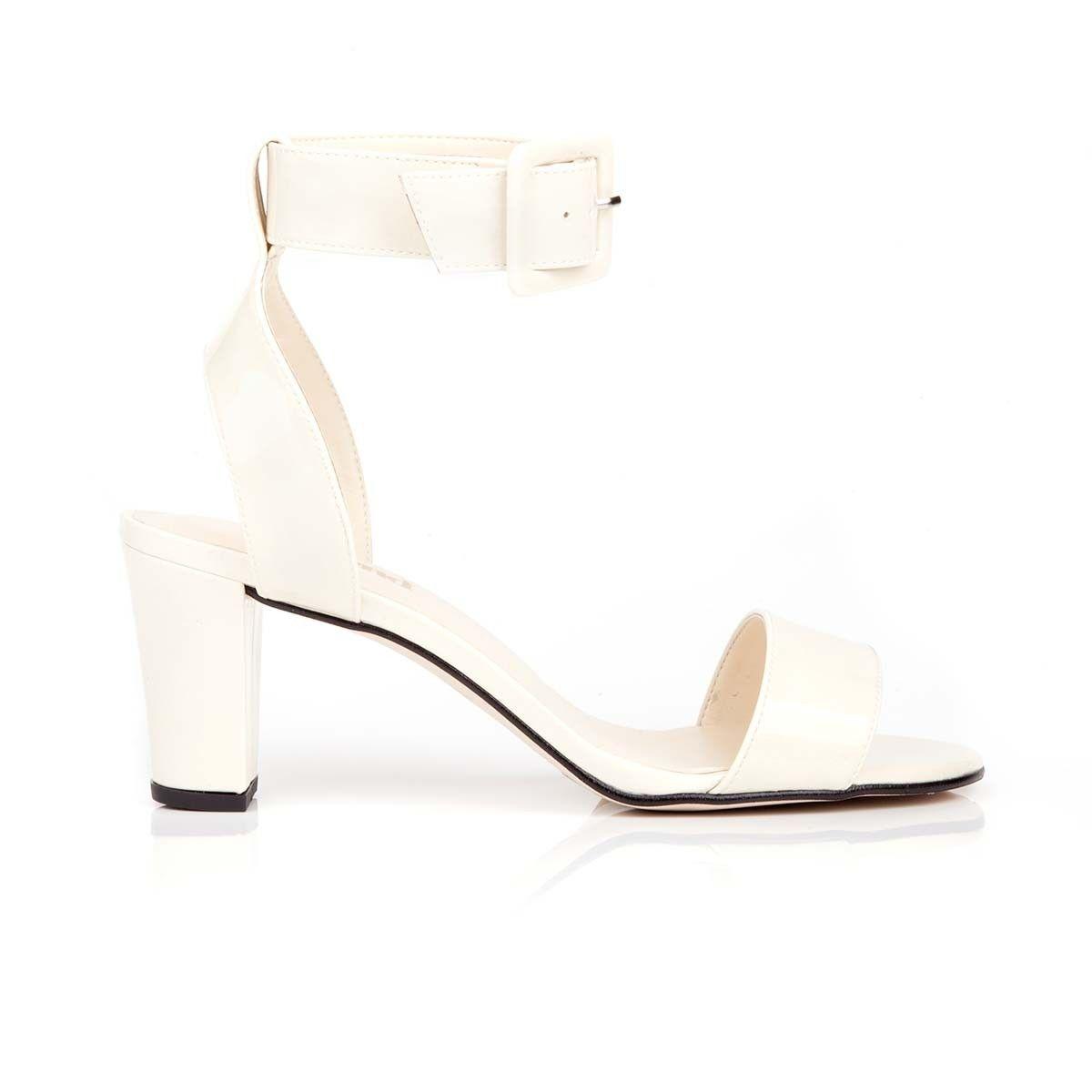 b45f74e7b Cream Colette Sandals