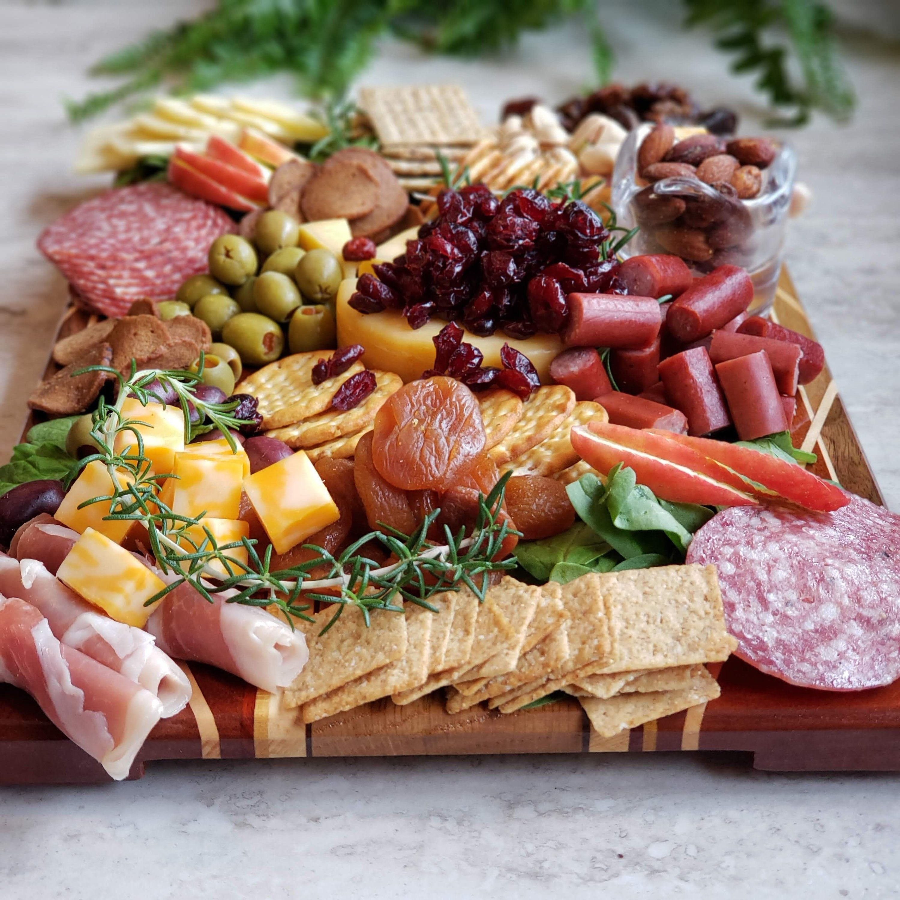 Pin On Charcuterie Board And Serving Board Displays