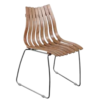 Looni Stacking Chair 169