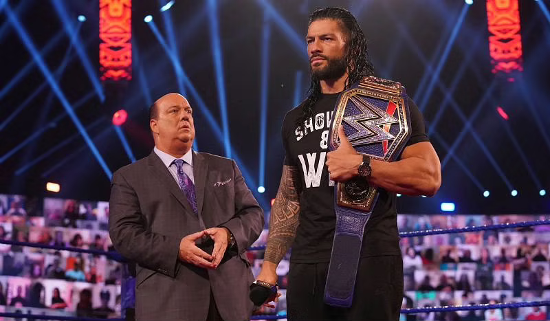 5 Mistakes Wwe Have Made With Roman Reigns After His Heel Turn In 2021 Roman Reigns Wwe Roman Reigns Wwe