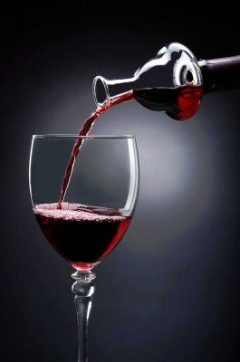 bordeaux wine aerator for the perfect glass of wine :)