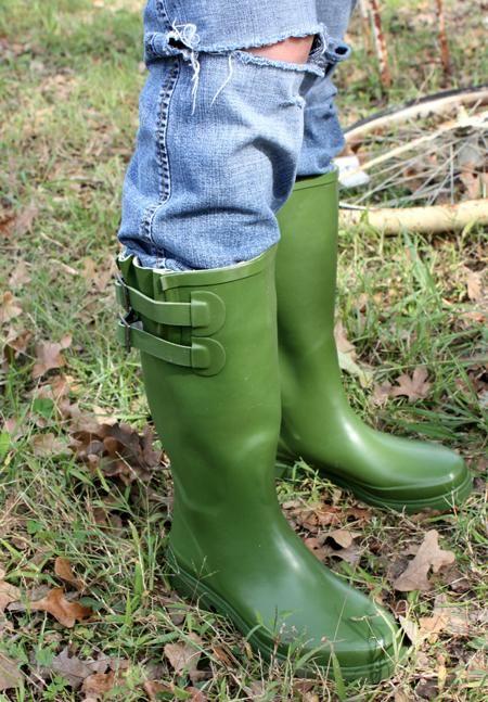 garden boots #organic, #gardening, #growourway