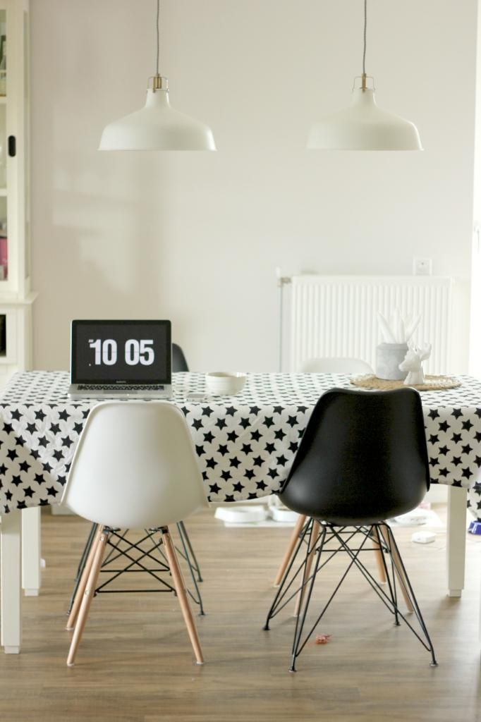ways to incorporate ikea ranarp lamp into home decor. Black Bedroom Furniture Sets. Home Design Ideas