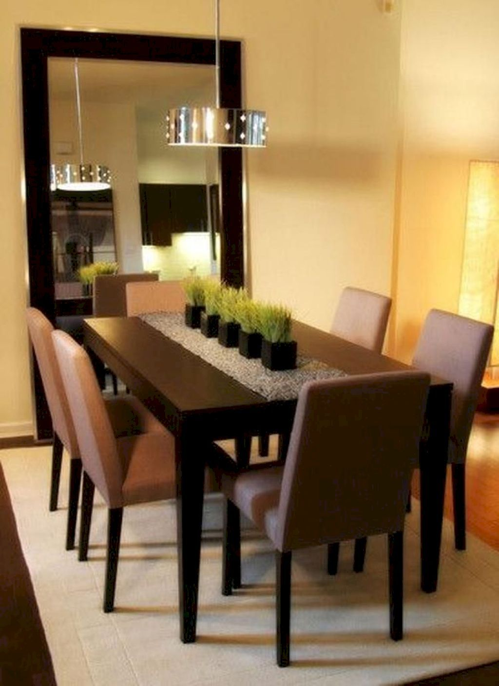 Sumptuous Suggestions For Making A Stunning Dinner Occasion Centerpiece Dining Room Table Decor Dining Table Centerpiece Fine Dining Room