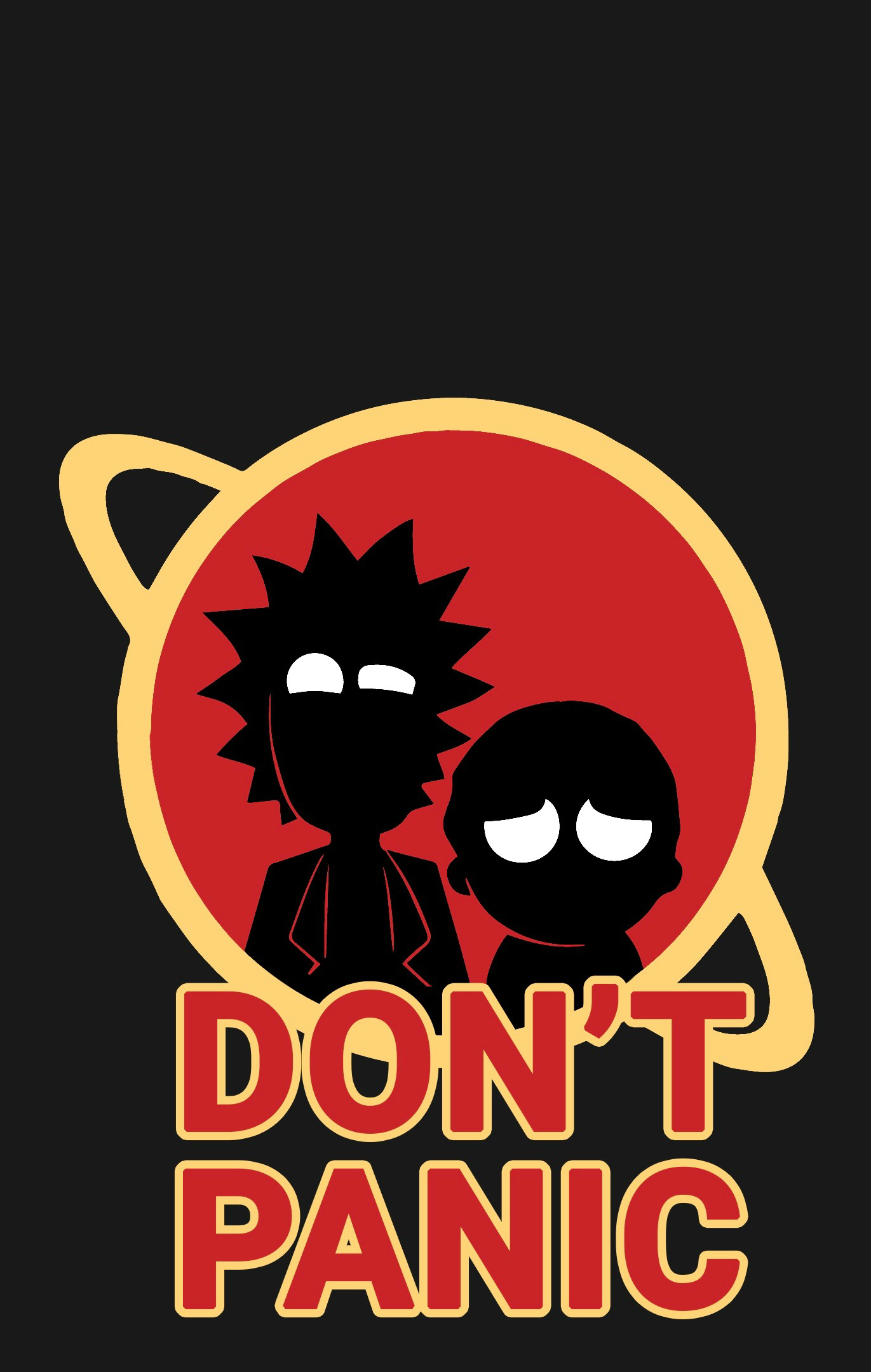 All The Wallpapers I Ever Downloaded Imgur Fan Rick Morty