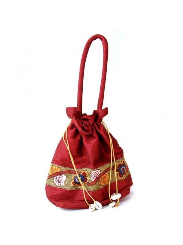 Handcrafted Potli Bag