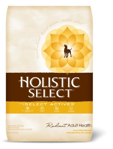 51 21 51 21 Holistic Select Radiant Adult Health Duck Meal