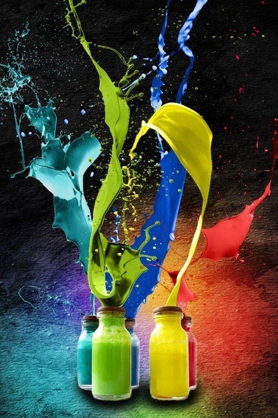 Selbst-Test Welche Wandfarbe passt perfekt zu mir? Wohnen - farben test farbtyp einrichtung