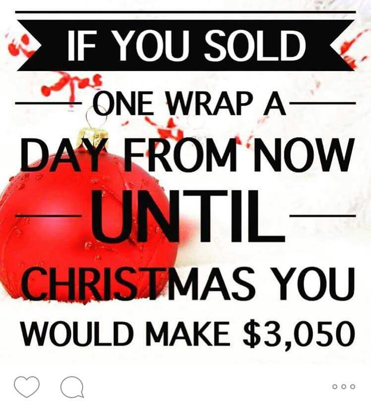 Wow that's amazing!!! I think that would definitely pay for Christmas presents!!!  Ask me how we can get you started!! Www.brittanyfox08.myitworks. com or message me