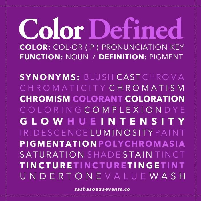 Color Inspiration For Weddings Events