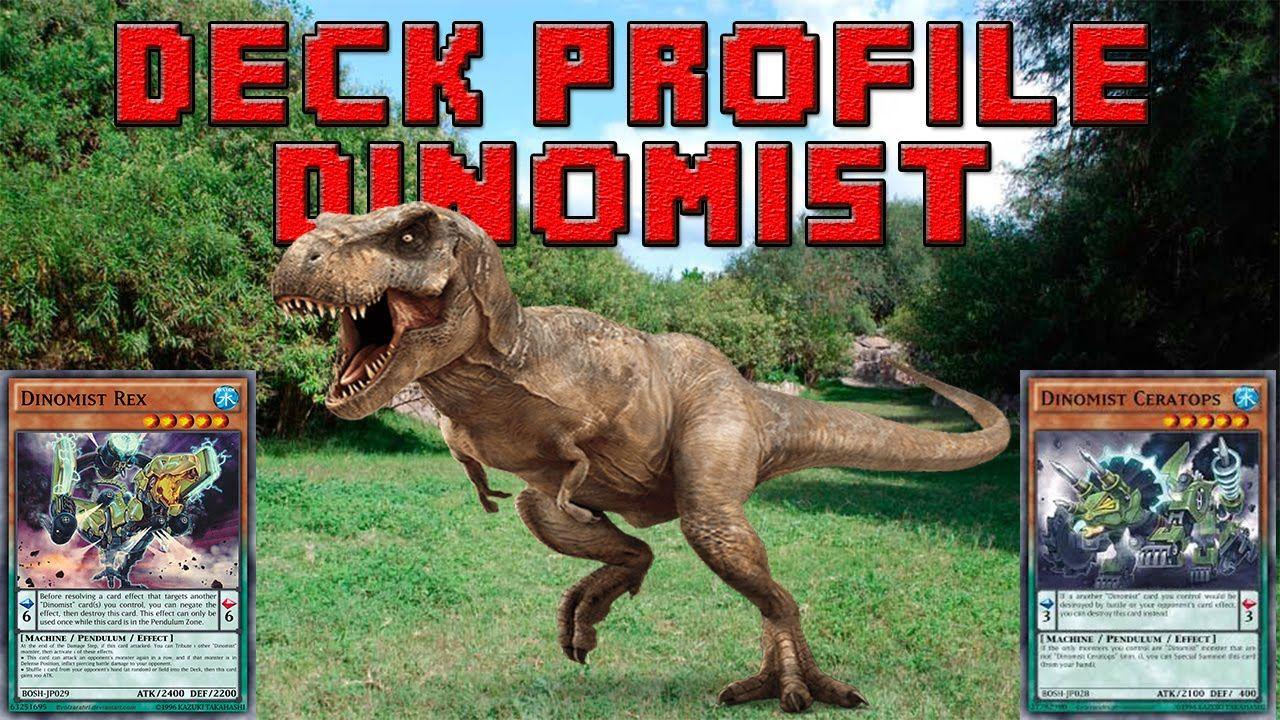 Deck Profile Dinomist 2016