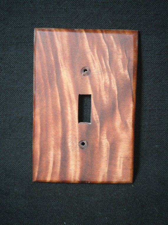 Wood Light Switch Plates Tyres2c