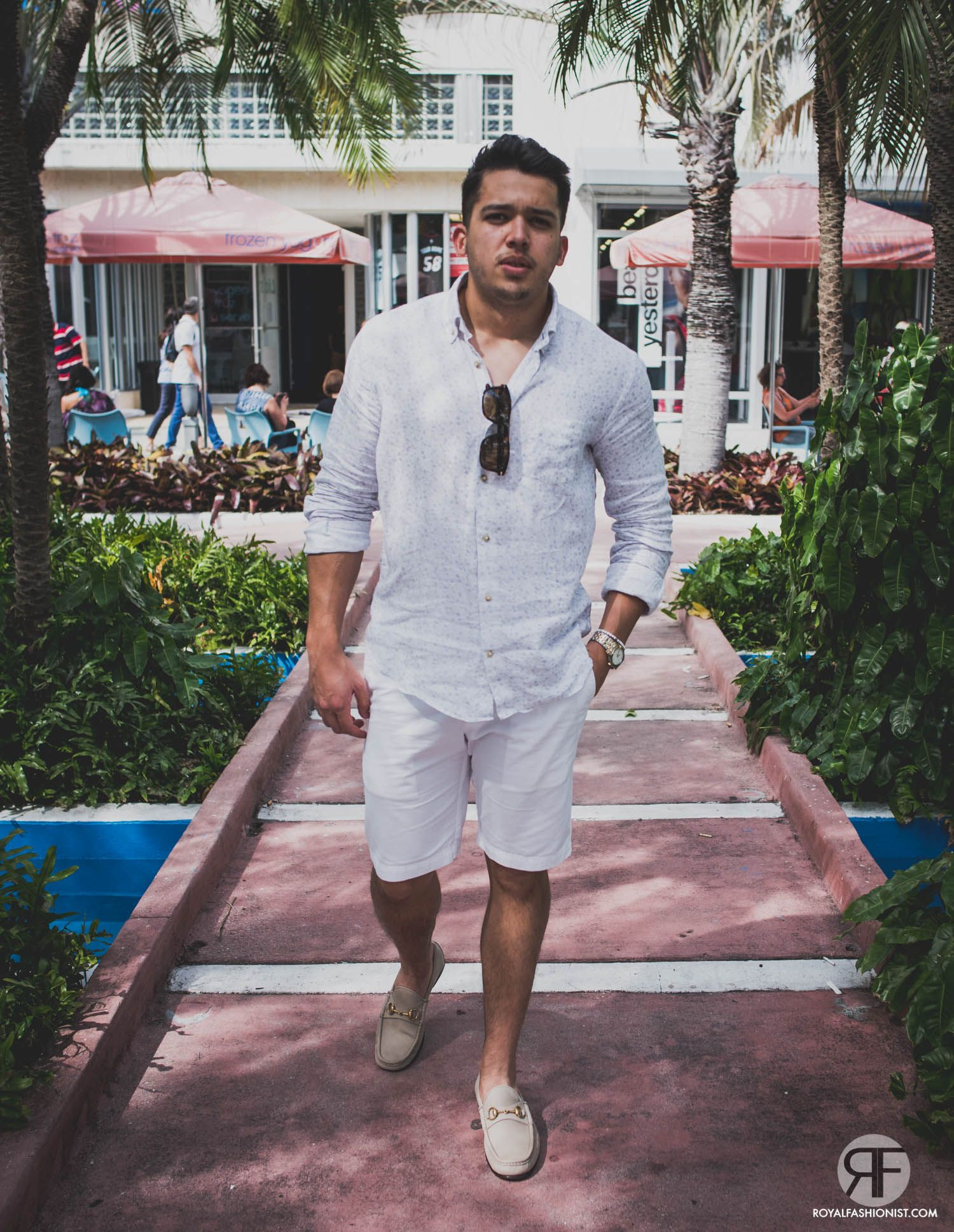 Men S Outfit Idea For Miami Feat Mph Club Inspiration And