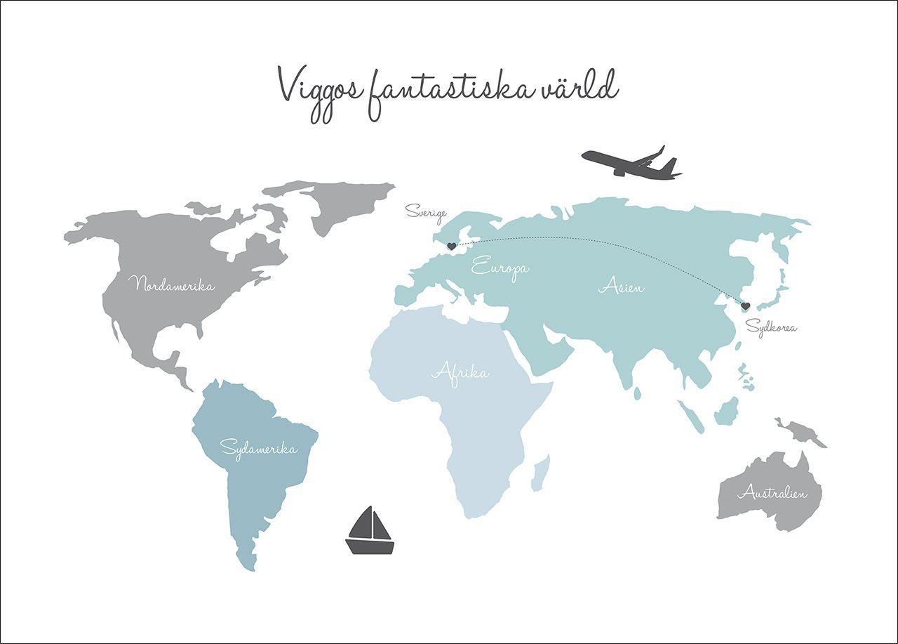 Personlig tavla med vrldskarta fr barn fr adoptivbarn kan visar world map clip art vector clip art online royalty free public domain gumiabroncs Gallery