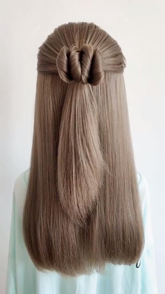 braided wedding hairstyles videos medium 18 Greatest  Hairstyles for Women