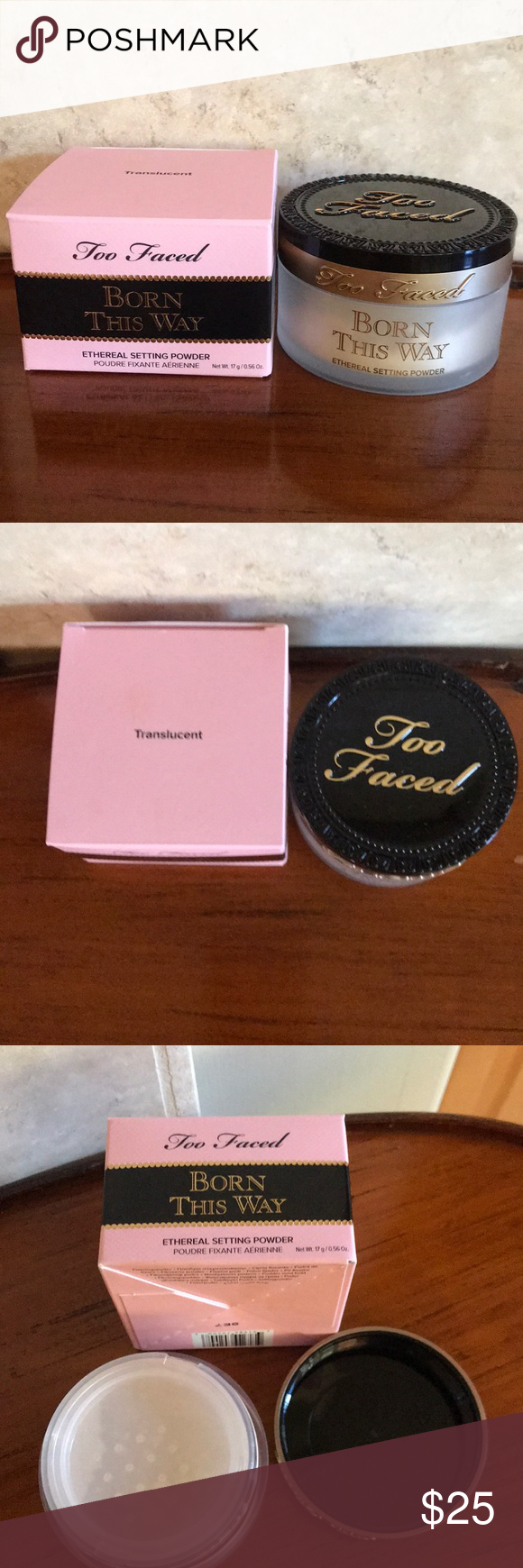 Too Faced Setting Powder Setting powder, Face, Too faced