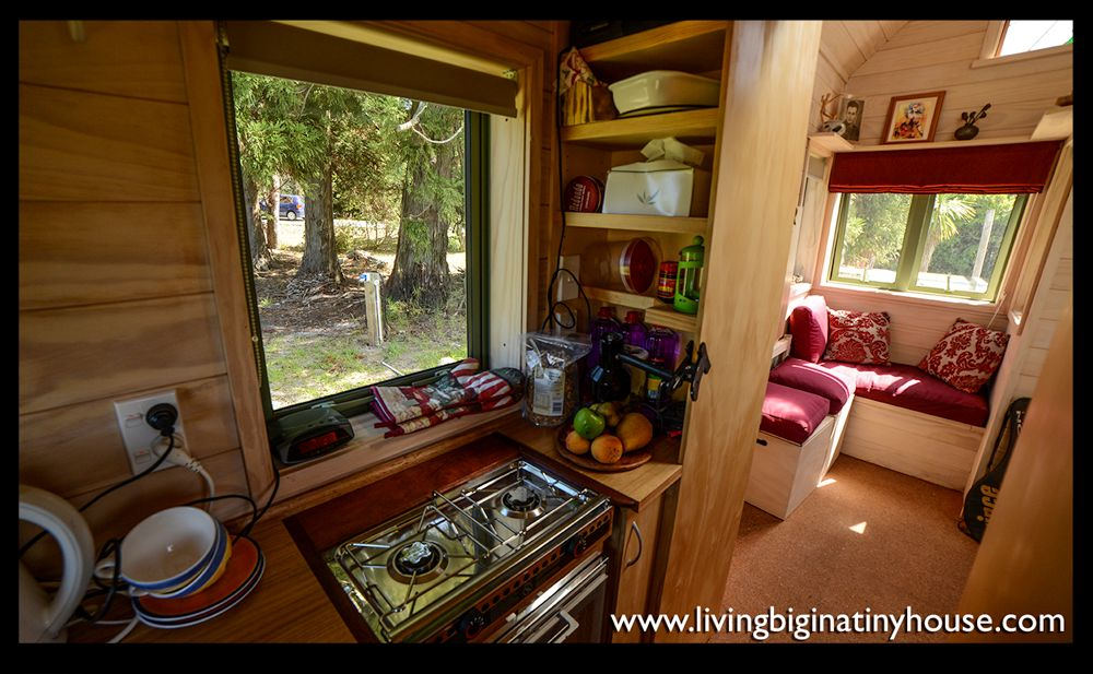 ideas about Inside Tiny Houses on Pinterest Little houses