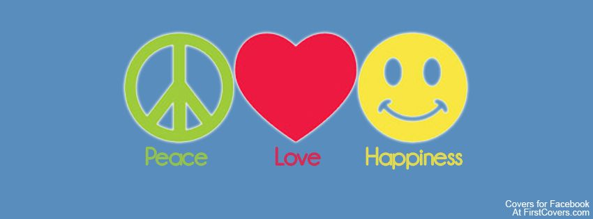 Peace Love And Happiness Symbols Of Peace And Love Peace Love