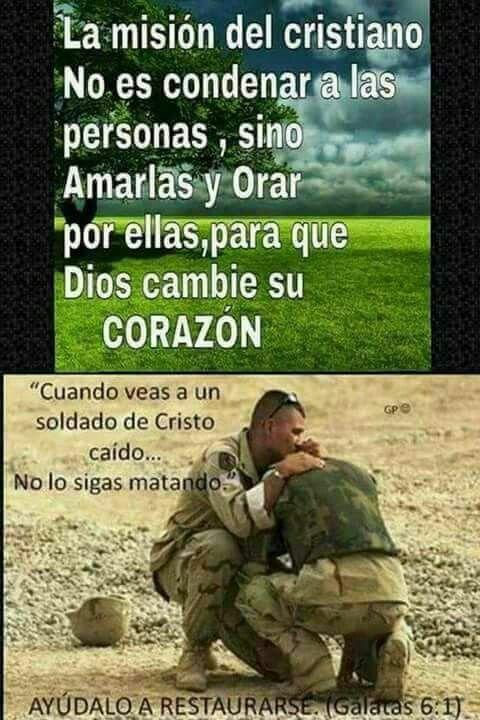 Frases Orar Dios Soldado De Cristo Soldados Frases