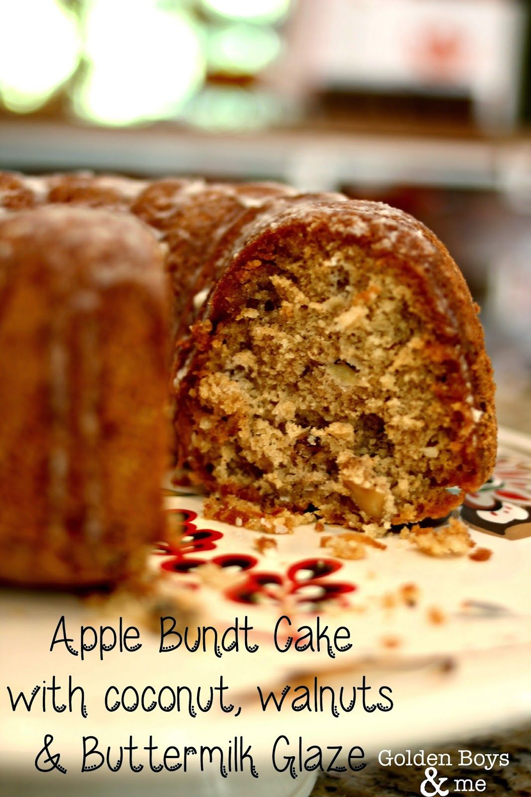 Recipe Our Favorite Apple Cake Cakes Made With Buttermilk Recipes Apple Bundt Cake Recipes