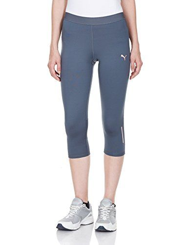 Comfortable Puma Essential Drycell Long Running Tight Leggings Womens Black Online Shopping
