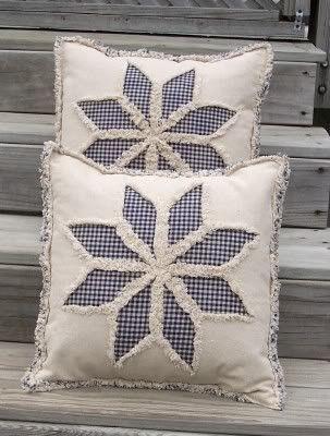 rag quilt pillow: | bebes | Pinterest | Rag quilt, Simple designs ... : quilts and pillows - Adamdwight.com