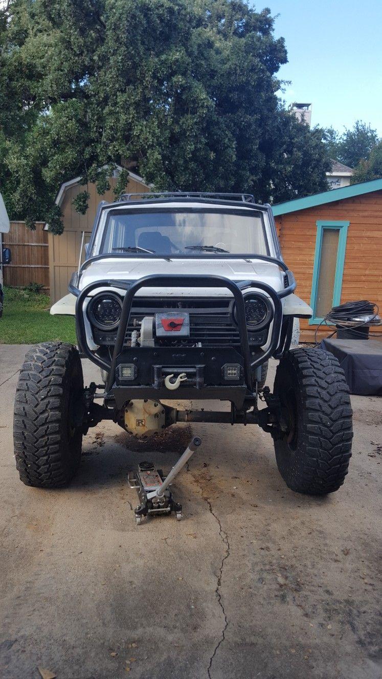 Pin by Tyler Grushkowitz on fj55 crawler | Monster trucks, Trucks