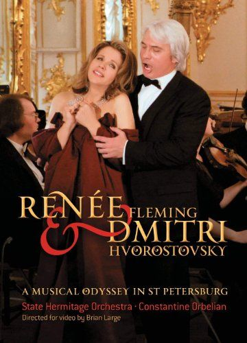 Renee Fleming & Dmitri Hvorostovsky: A Musical Odyssey in St. Petersburg $22.99