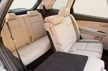 Mazda Cx 9 Third Row Seats Mazda Cx 9 Mazda Fuel Economy