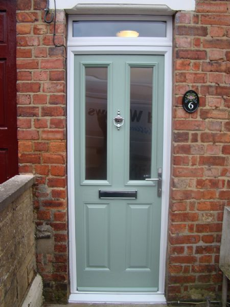 Fascinating dark green upvc front door photos ideas for Upvc front door 78 x 30