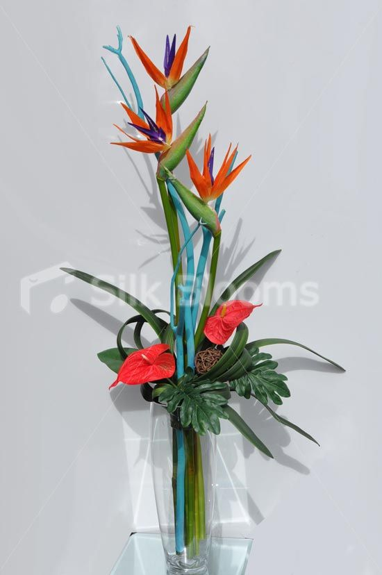 Pin On Bird Of Paradise Floral Displays And Bouquets