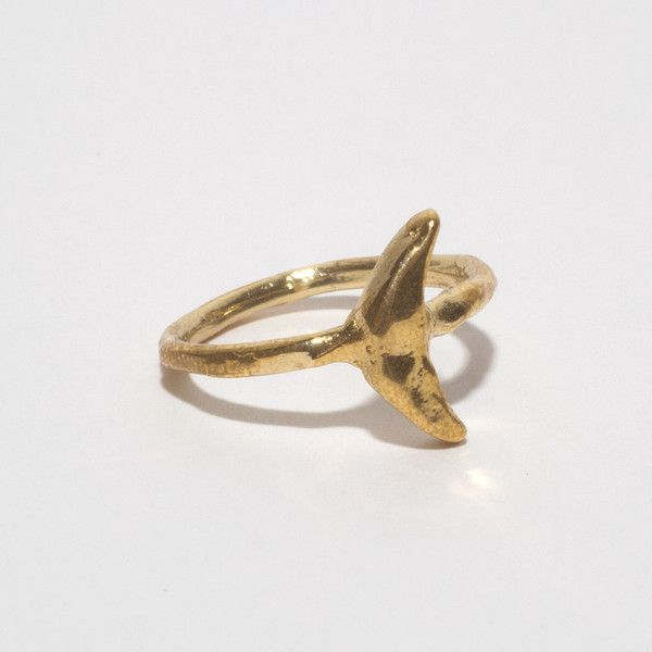 Species by the Thousands Tiny Moon Ring (Brass)