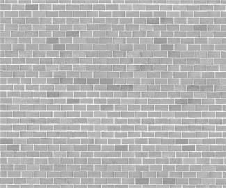 Cinder Block Paper 4 Sheets O Scale Miniature Walls