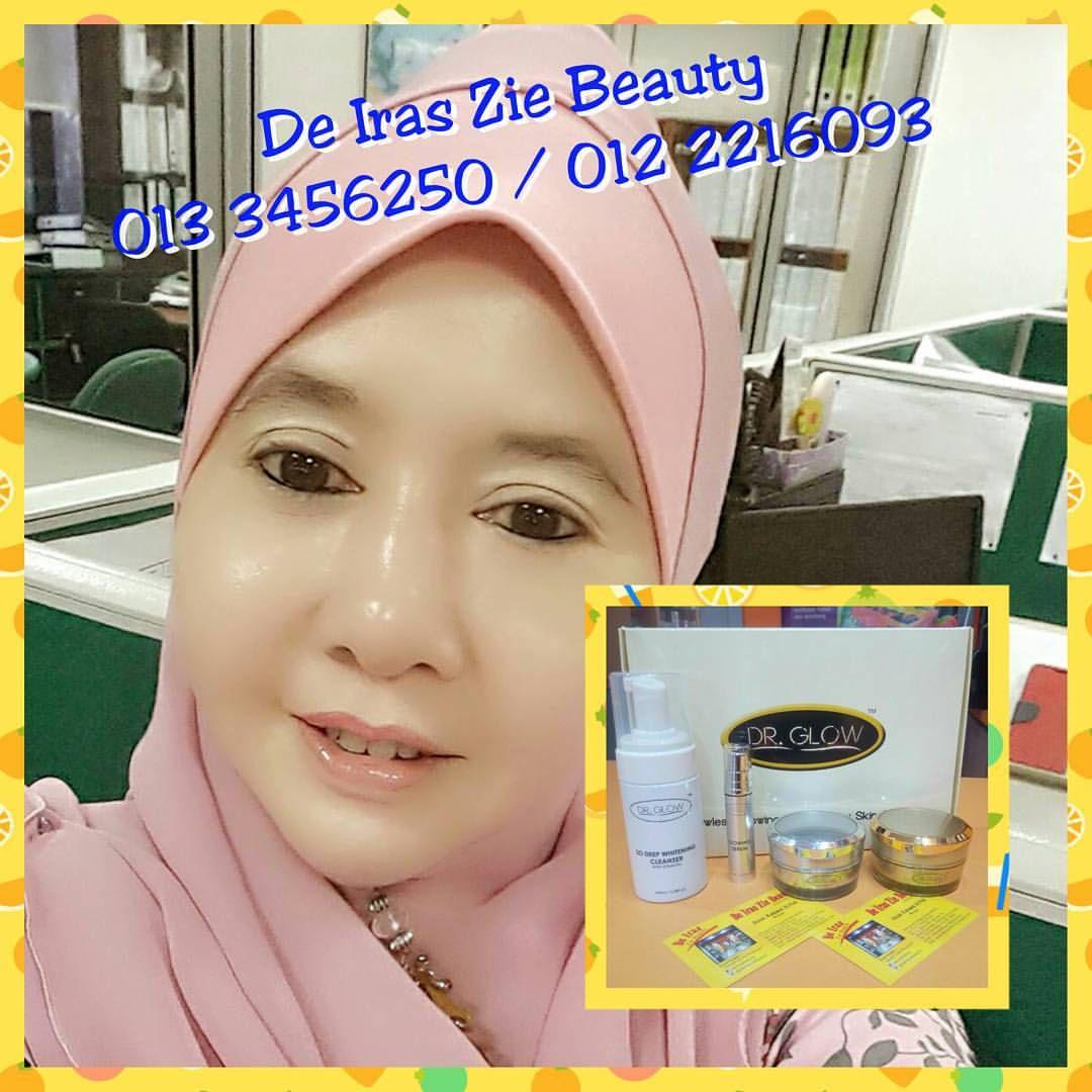 De iras zie beauty dr glow skin care new stock produk