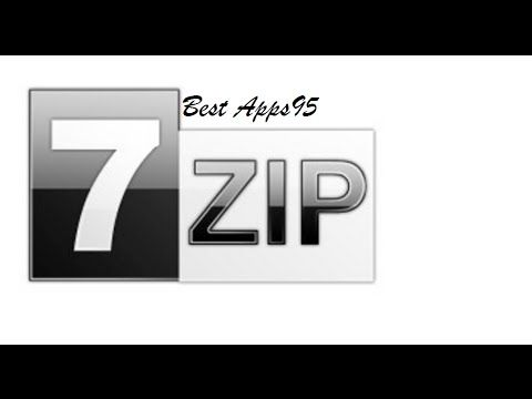 How to Use 7-Zip 16 on Windows | How To Download apps for