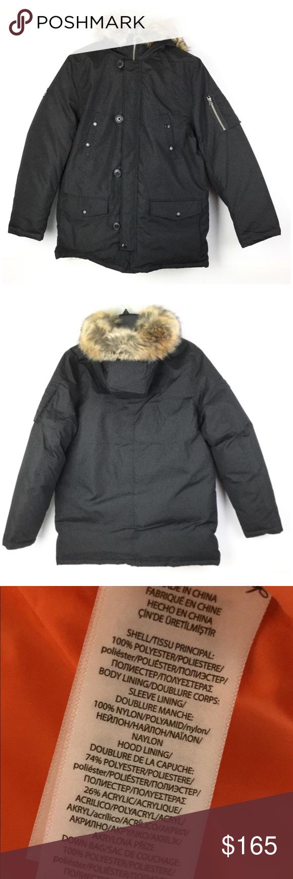 b51d4a93b4fc Polo Ralph Lauren Boys Winter Coat Jacket NEW Polo Ralph Lauren Boys ...