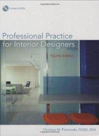 Professional Practice For Interior Designers 4th Edition By Christine M Piotrowski John Wiley And Sons Interior Design Books Interior Interior Design Business