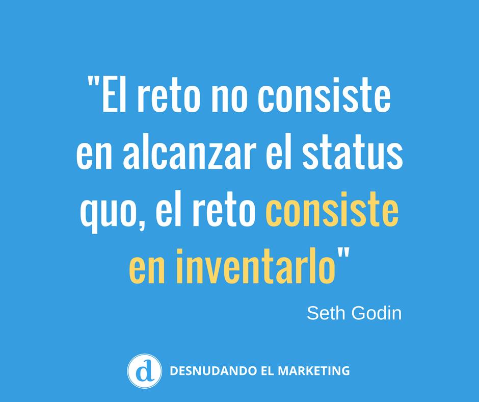 Seth Godin Dice Que Lo Importante No Es Alcanzar El Status