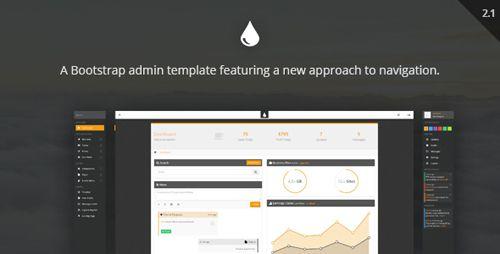 ThemeForest FreshUI v2.1 Premium Web App and Admin Template Free ...
